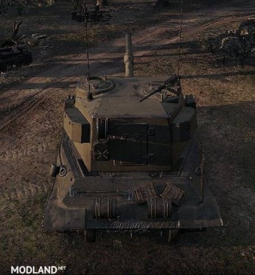 IS-6 Remodel 1.0.0.3++ [1.0.0.3], 2 photo